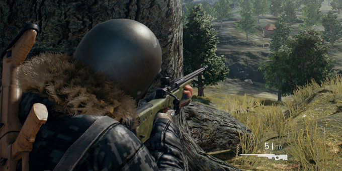 Tips Trik PUBG - Sniper 3