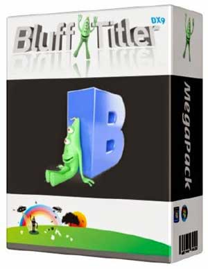 BluffTitler Ultimate 13.0.0.1 MegaPack Pre-Activated Here!