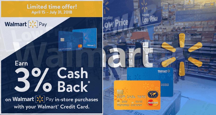 Walmart Credit Card Review >> Review Of The Walmart Credit Card Versus Walmart