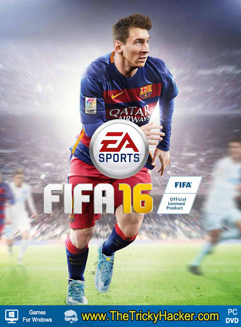 FIFA 16 Free Download Full Version Game PC