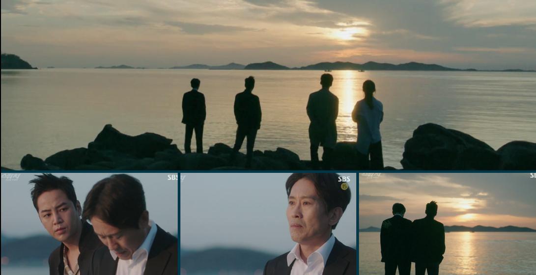 The Eels Family: [SWITCH drama recap] - Episode 20