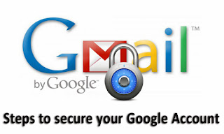 How To Secure Your Google Account?