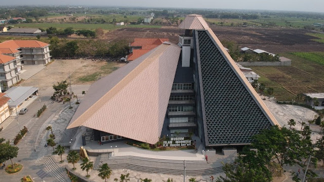 Museum Islam Indonesia Hasyim Asy'ari di Tebu Ireng
