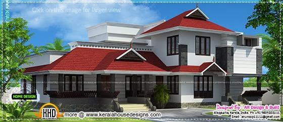 2800 square feet house
