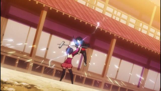 Uq Holder: Mahou Sensei Negima 2 episode 3 Subtitle Indonesia