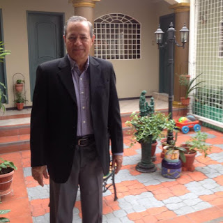 Testimonial del Ing. Luis Fernando Pogo Jara