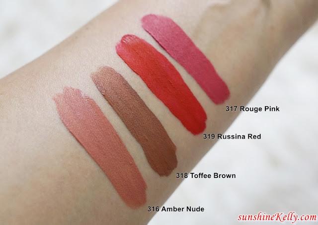 Elianto Brilliant Riche Lip Colour Review, Lipsticks That Won't Kiss Off