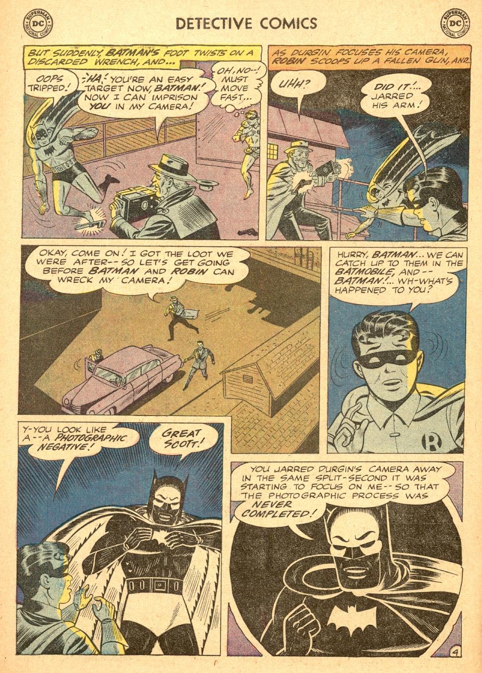 Detective Comics (1937) 284 Page 5