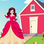Games4King - Princess Rescue From Garden House