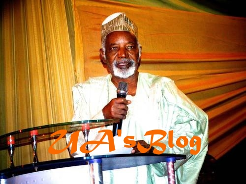 You must not allow corruption to remove you this time around – Balarabe Musa tells Buhari
