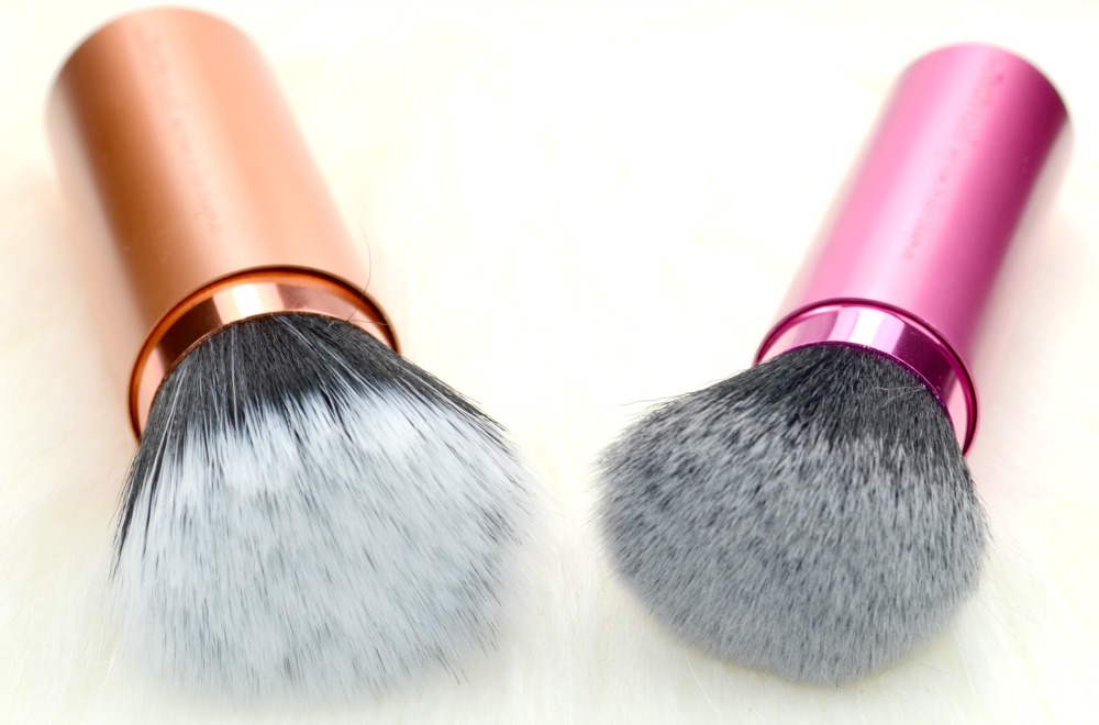 The retractable brushes