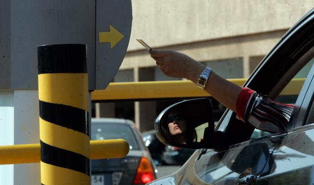 Estacionamientos aumentaron las tarifas