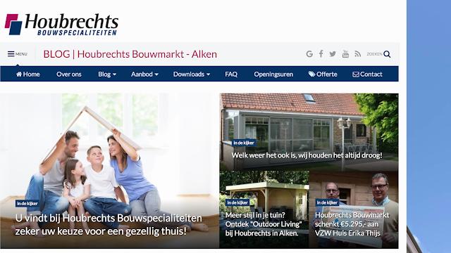 Houbrechts Bouwmarkt |Bouwspecialist |Alken