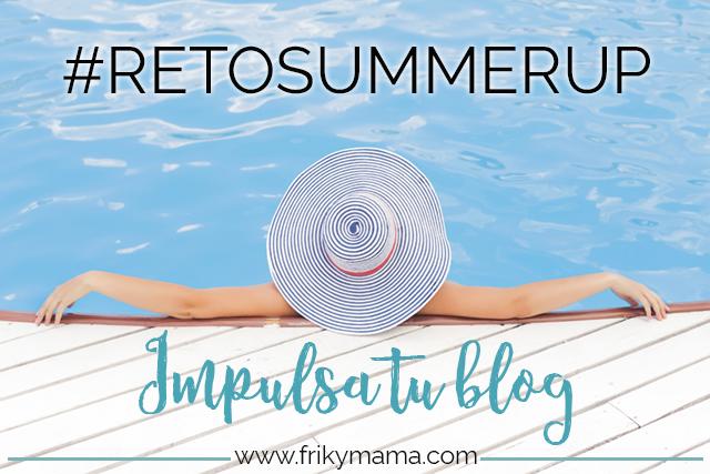 Impulsa blog retosummerup visibilidad influencer