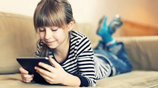 Kenali Ciri-ciri anak Yang Kecanduan Gadget