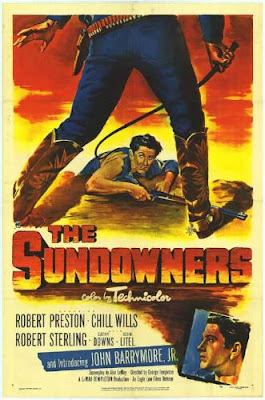 The Sundowners Film Poster