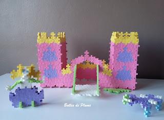 Plus Plus (Box mini pastel 760 pièces)