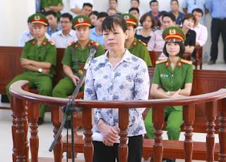 """Cấn Thị Thêu """"NGỰA QUEN ĐƯỜNG CŨ""""!"""
