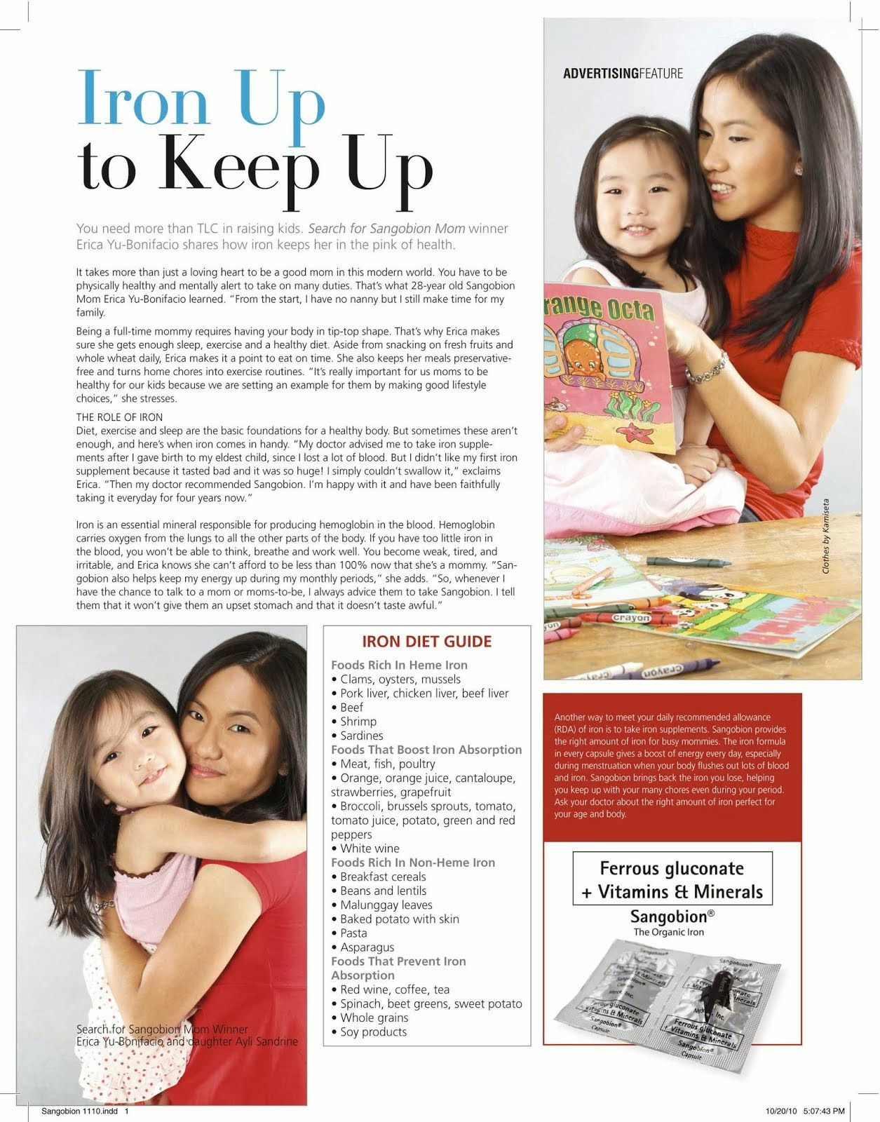 Featured At Good Housekeeping Philippines