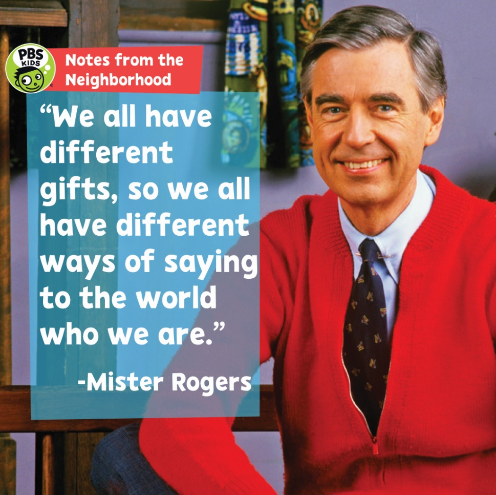 Mommy Maestra Celebrate Mr Rogers Birthday With Pbs Free Download