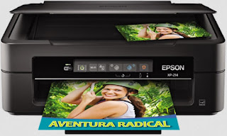 Epson expression XP-214 Driver Download