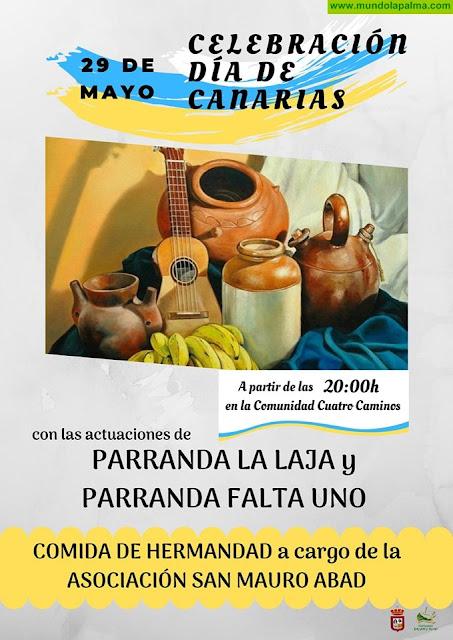 Celebración del Día de Canarias en Puntagorda 2019