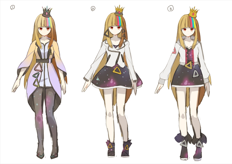 Character Design Wiki : All about vocaloid