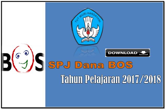 Download Aplikasi SPJ BOS Terbaru Tahun 2018 SD SMP dan SMA
