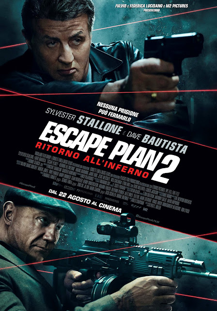 Escape Plan 2: Ritorno All'Inferno Stallone