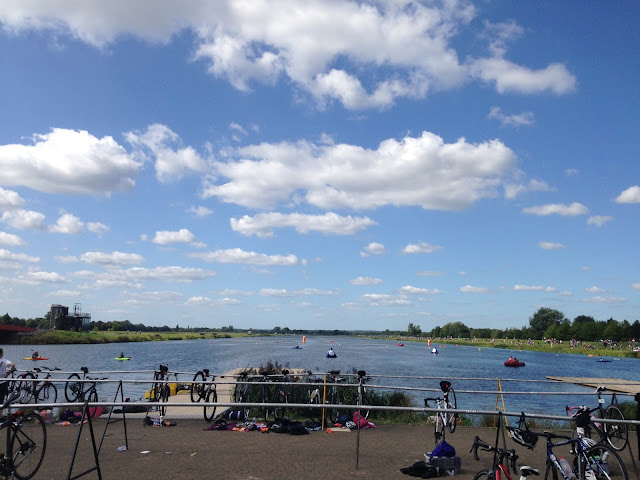 FitBits | Human Race Events Diamond Triathlon Eton Dorney 2015