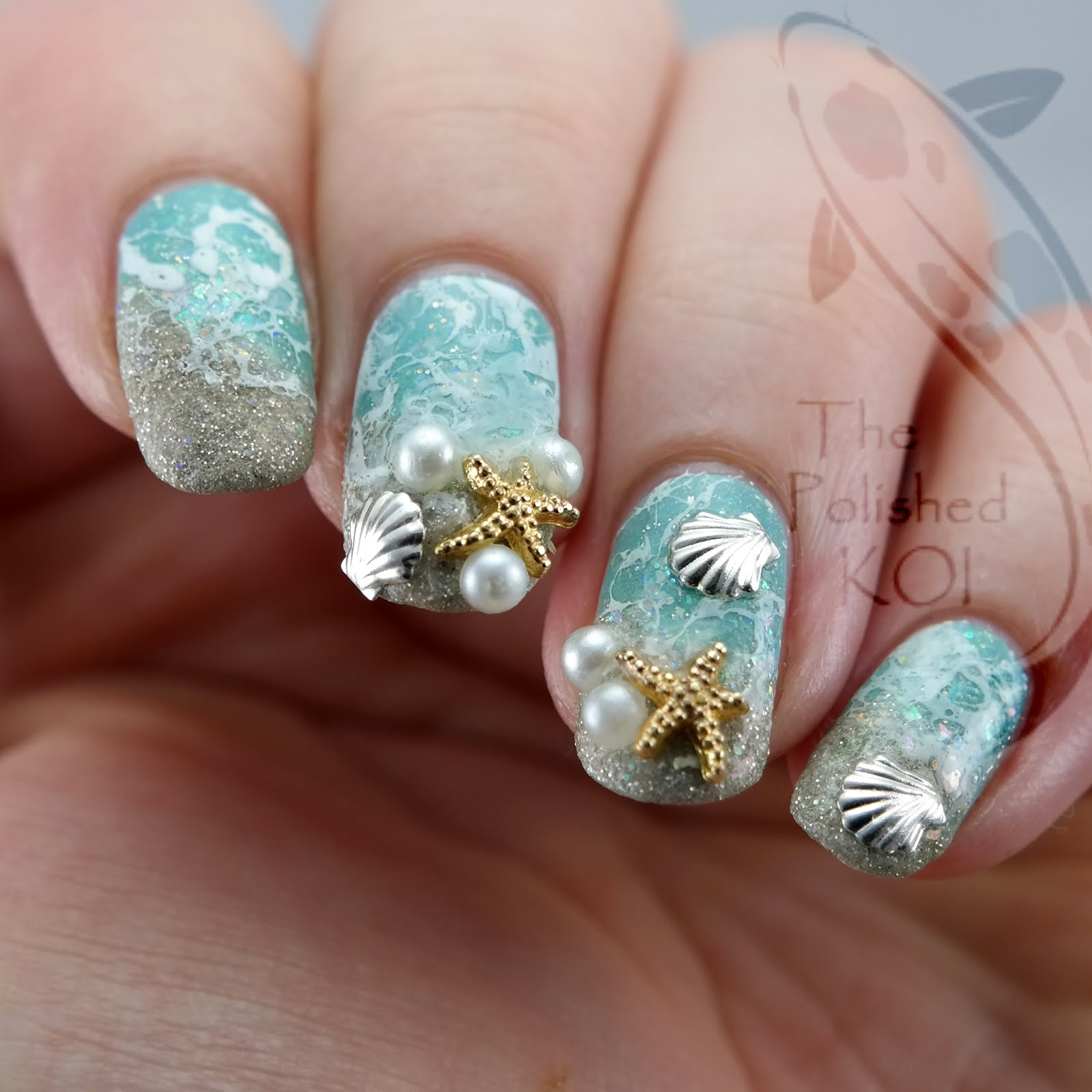 The Polished KOI: #THELACQUERRING: BEACH / TROPICAL
