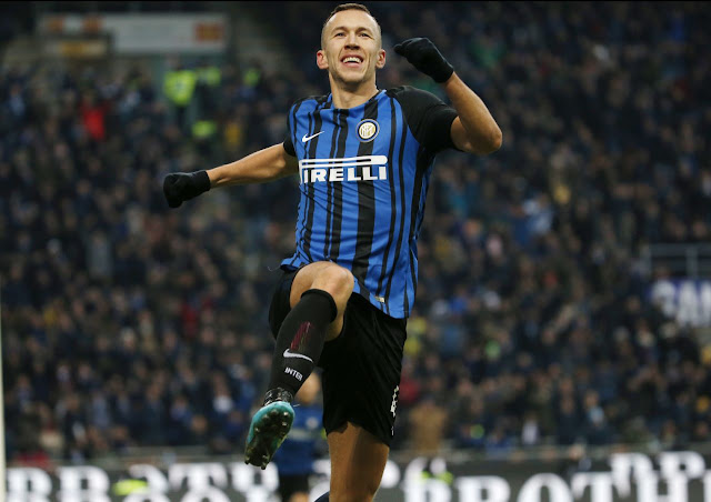 Inter Milan's Ivan Perisic came close to joining Manchester United in the summer.