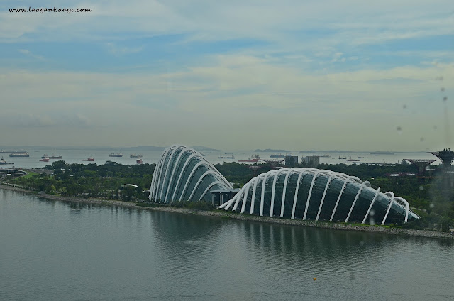 Singapore Flyer Experience