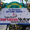 Bunga Papan Dukcita Daruma Motor