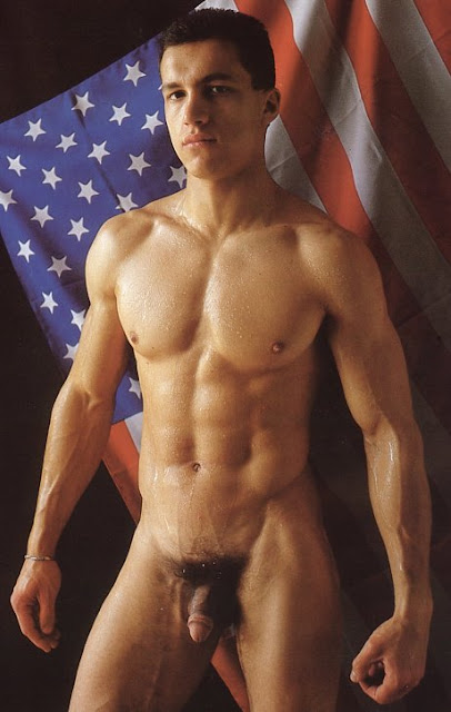 Naked men of usa idea and