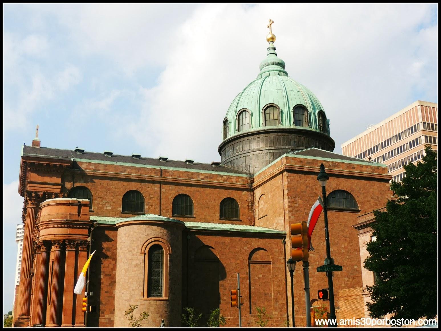 Filadelfia: Catedral Basílica de San Pedro y San Pablo