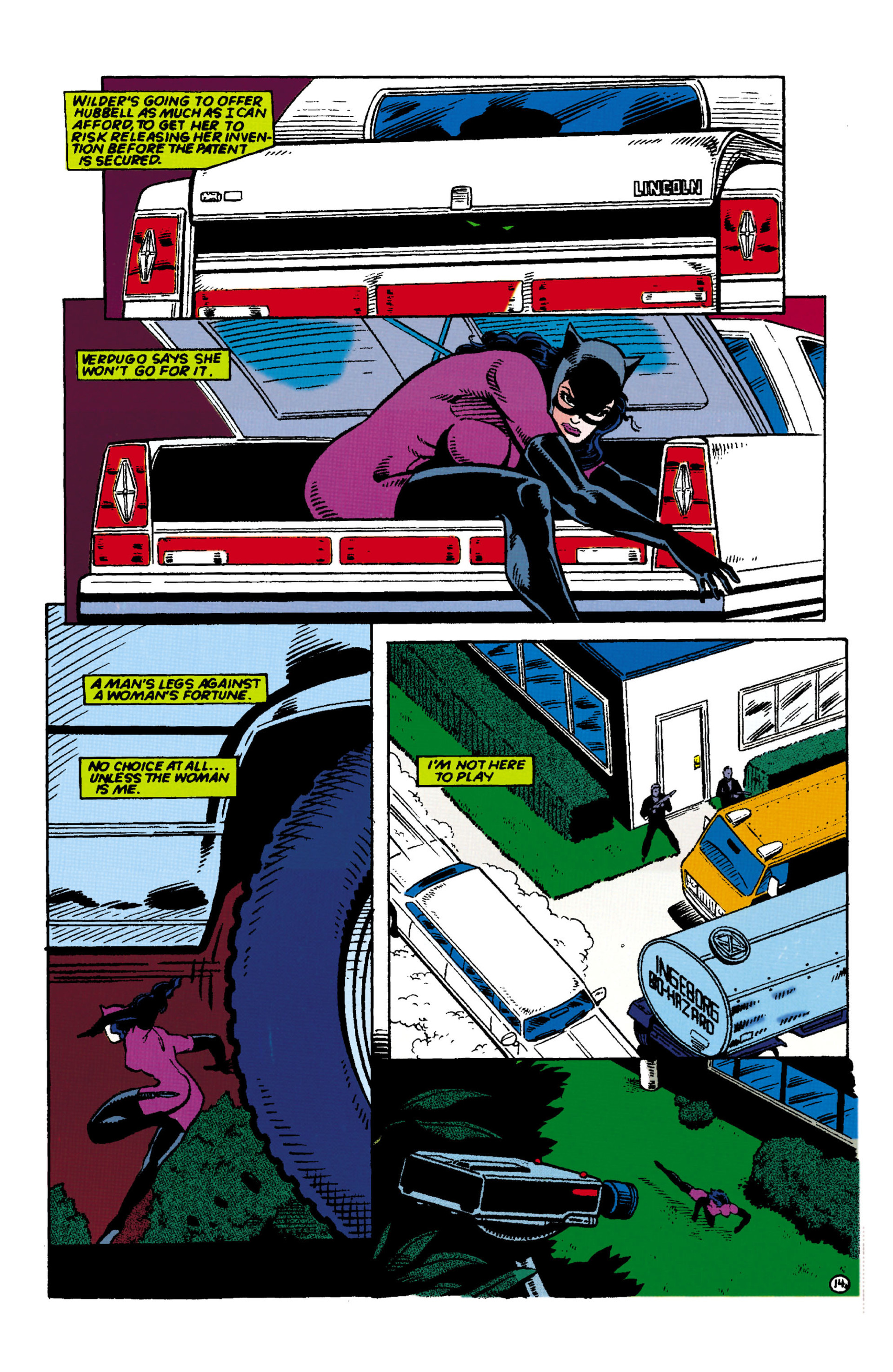 Catwoman (1993) Issue #10 #15 - English 15