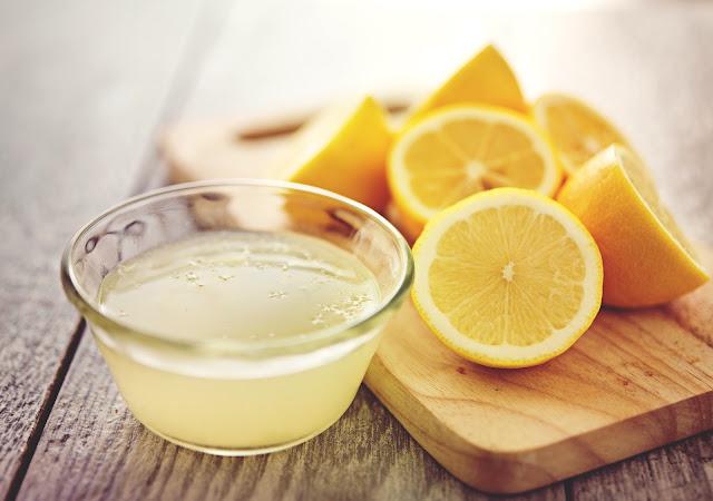 Le citron comme déodorant
