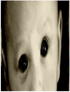 Black Eyed Child?