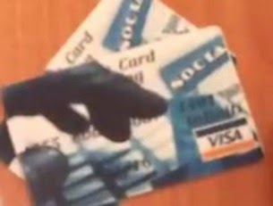 снятие кредитных денег с карты