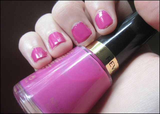 NOTD: Revlon Nail Enamel in 'Wildflower'