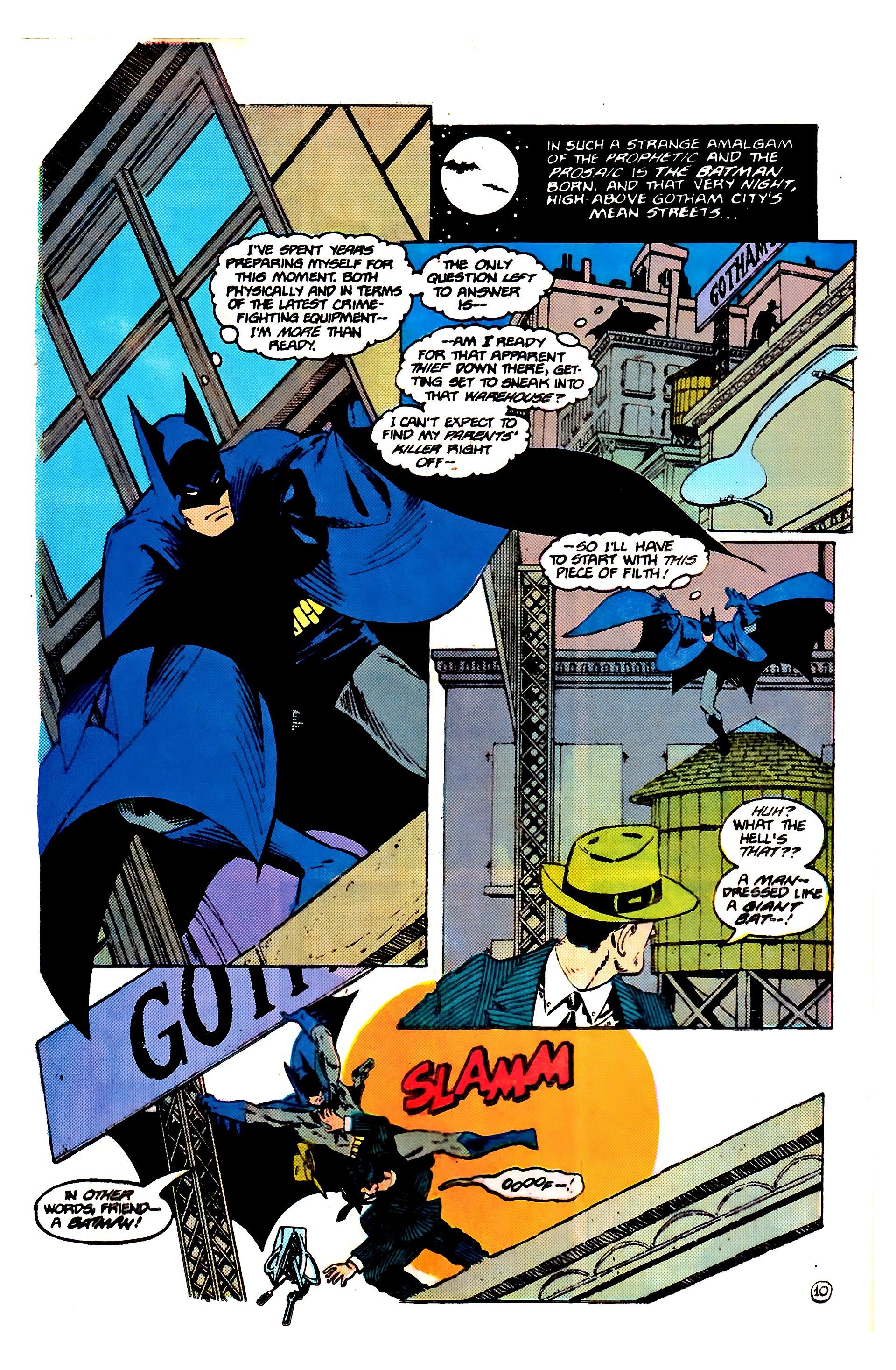 Read online Secret Origins (1986) comic -  Issue #6 - 12