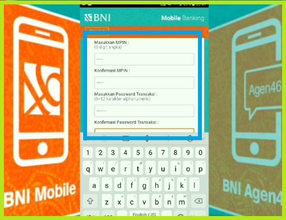 Cara Aktivasi BNI Mobile Banking Via Hp Android 4