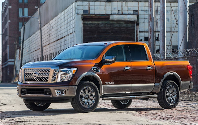 2017 Nissan Titan Crew Cab stout, FULL OF CHALLENGE