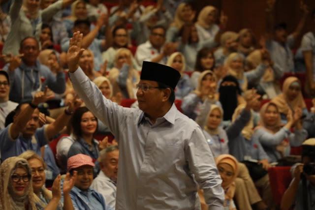 Prabowo-Sandi Programkan Tol Gratis Sejak Akhir Tahun