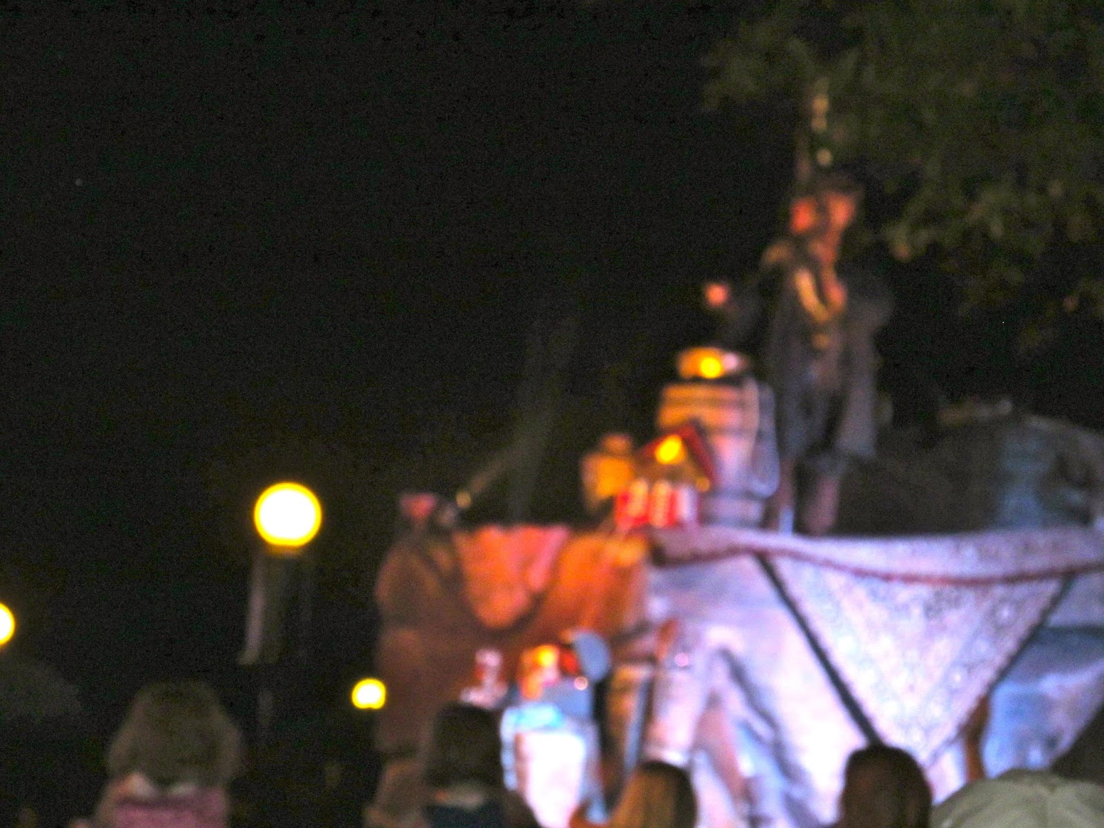 Mickey's Not so Scary Halloween Parade at Disney World, wwww-ouroutdoortravels.blogspot.com