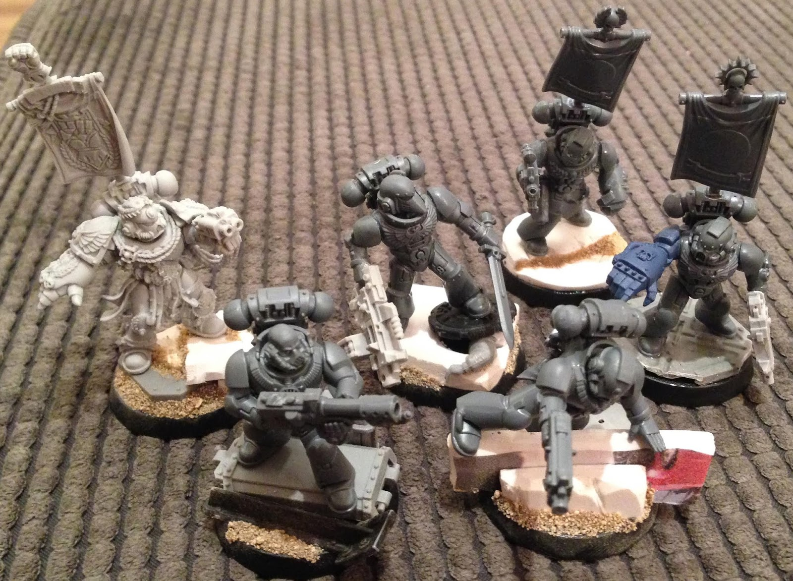 What 39 s on your table dusk knight space marines faeit for Table 3 6 usmc