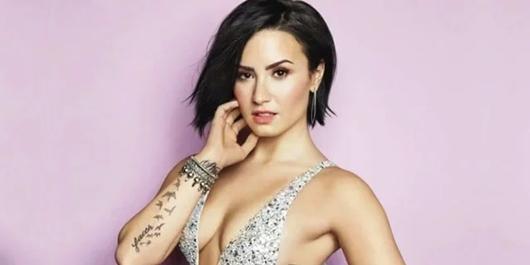 Demi Lovato, Tak Nyesal Pernah Kecanduan Narkoba