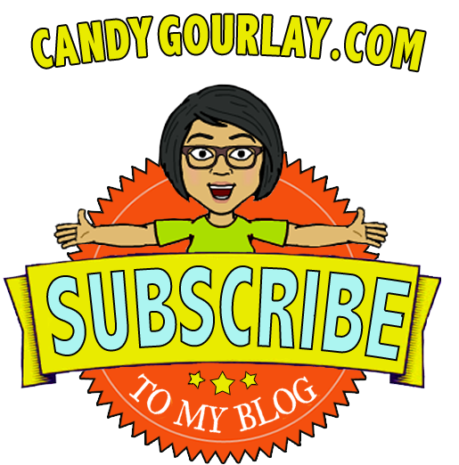 Click here to subscribe to CandyGourlay.com