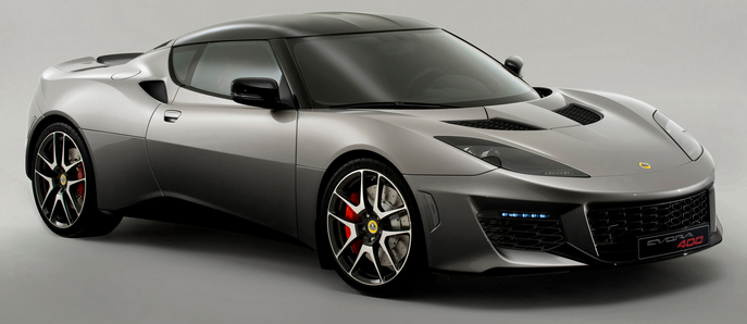 Lotus Evora 400 PS UK